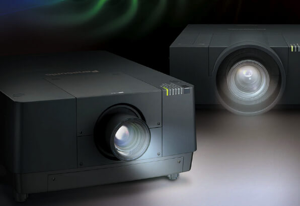 Projectors and presentation technology
